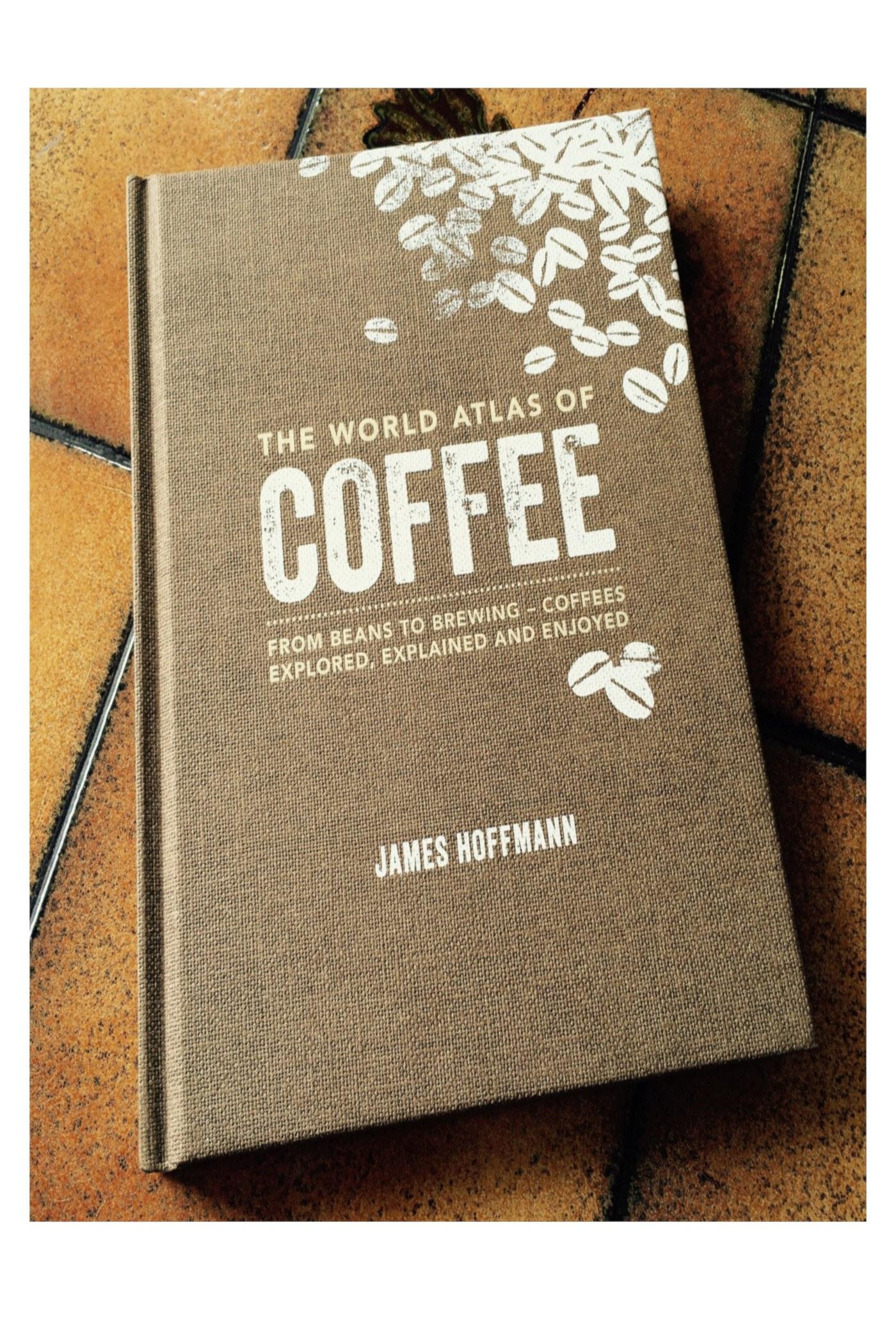 Libro:El Atlas del Cafe, de la semilla a la taza