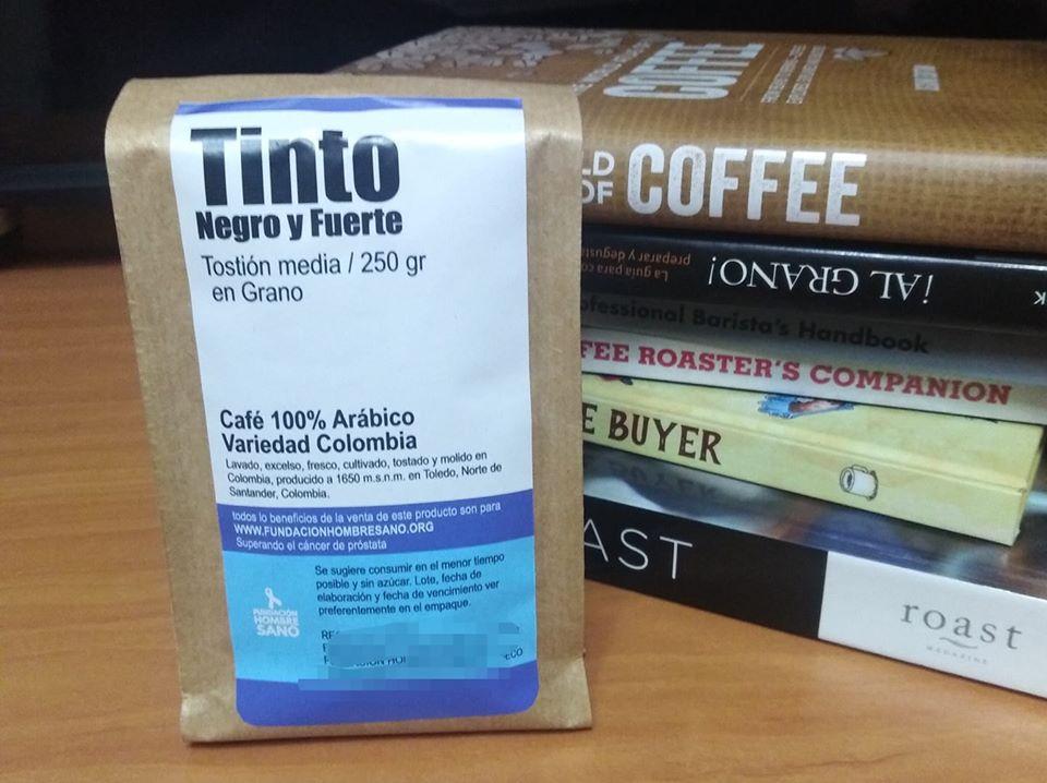 Libros sobre tostar cafe
